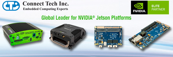 Connect Tech COTS Hardware / Jetson Solutions