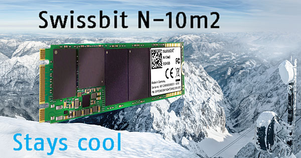 WDL Systems Distributes Swissbit Memory Solutions