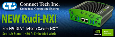 XAVIER-NX System by Connect Tech