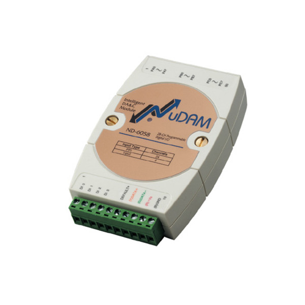 ADLINK ND-6058, 24-CH DIO and 4-CH DI Module
