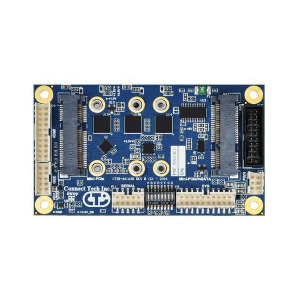 CTI Elroy Carrier for NVIDIA Jetson TX2/TX2i/TX1