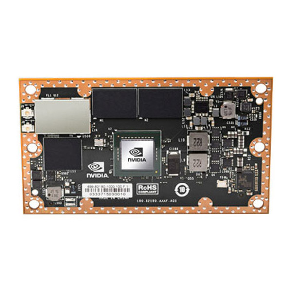 NVIDIA Jetson TX1 Module with CTI-L4T BSP loaded