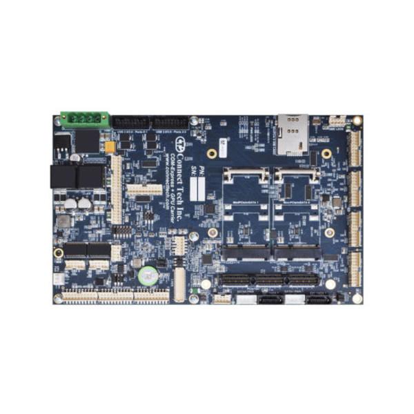 CTI COM Express + GPU Embedded System Xeon E3-1505L V5 with NVIDIA GeForce  GTX