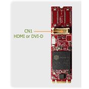 Innodisk EGPV-1101 M.2 HDMI/DVI-D