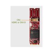 Innodisk EGPV-1101 M.2 HDMI DVI-D